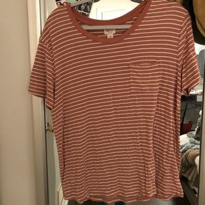 Mossimo Supply Co striped tee